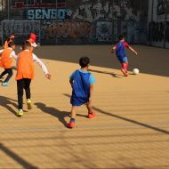 Street Players Fussball